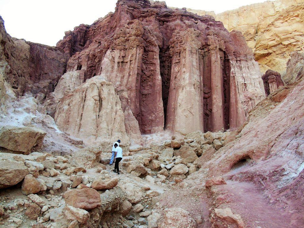 piliers d'Amram